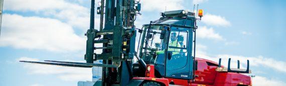Atlantic Lift Truck Introduces Kalmar Forklifts