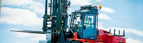 Atlantic Lift Truck Introduces Kalmar Forklifts