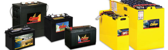Properly maintaining you forklift's Industrial Battery