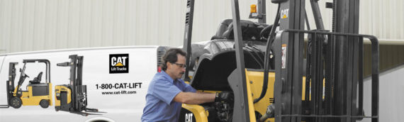 Reduce Costly Forklift Downtime with Reliable Parts Availability